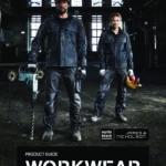 Workwear Broschüre Vorschau