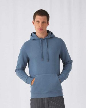B&C | KING Hooded - Herren Kapuzen Sweater