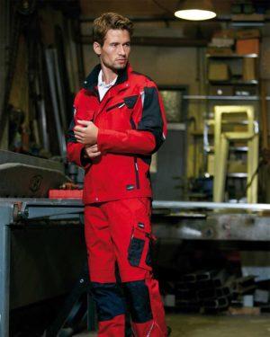 James & Nicholson | JN 821 - Workwear Jacke -Strong-