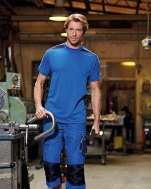 James & Nicholson | JN 827 - Workwear T-Shirt -Strong-
