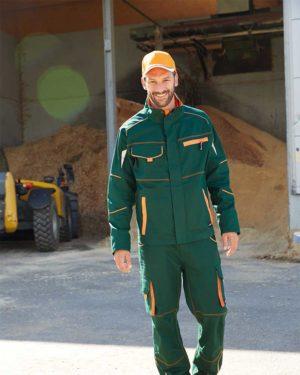 James & Nicholson | JN 849 - Workwear Jacke -Color-