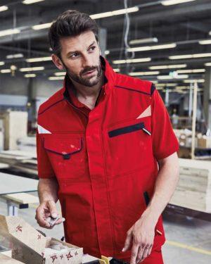 James & Nicholson | JN 850 - Workwear Gilet -Color-