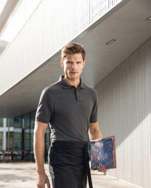 James & Nicholson | JN 874 - Herren Bio Workwear Polo