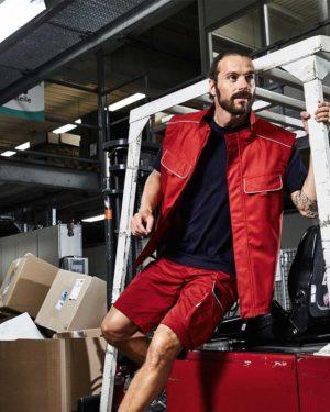 James & Nicholson | JN 881 - Workwear Softshell Light Gilet