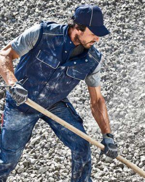 James & Nicholson | JN 883 - Workwear Softshell Gilet -Solid