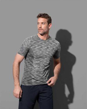 Stedman | Seamless Raglan Men - Herren Sport Shirt
